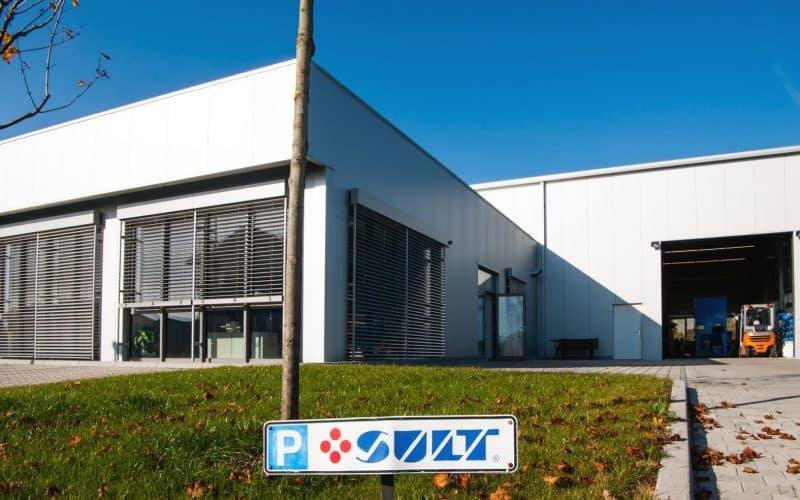 Sult Firmengebäude in Nufringen
